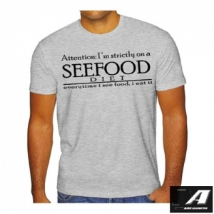 seefood_gray_customized_t-shirt