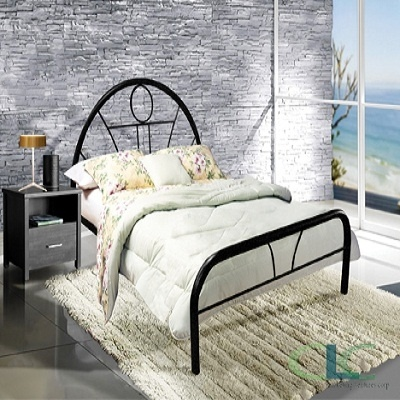 Powder Coated Frame Rust Free Cassie Bed or Bed Frame